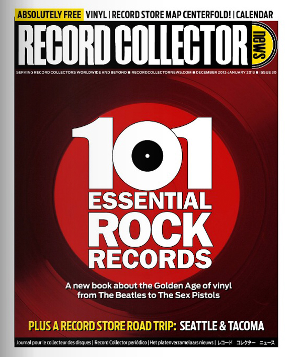 Record Collector News December 2012-January 2013