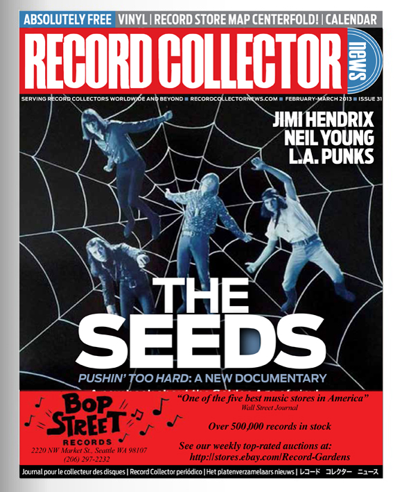 Record Collector News Feb-March 2013