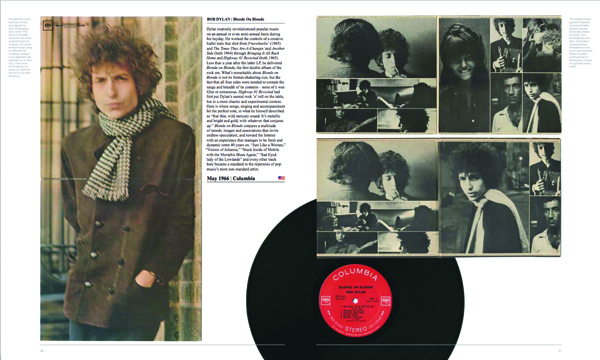 Bob Dylan essential rock