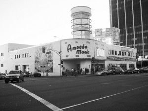 Amoeba Records Hollywood