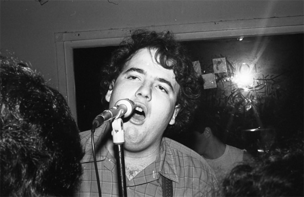 D. Boon from the Minutemen