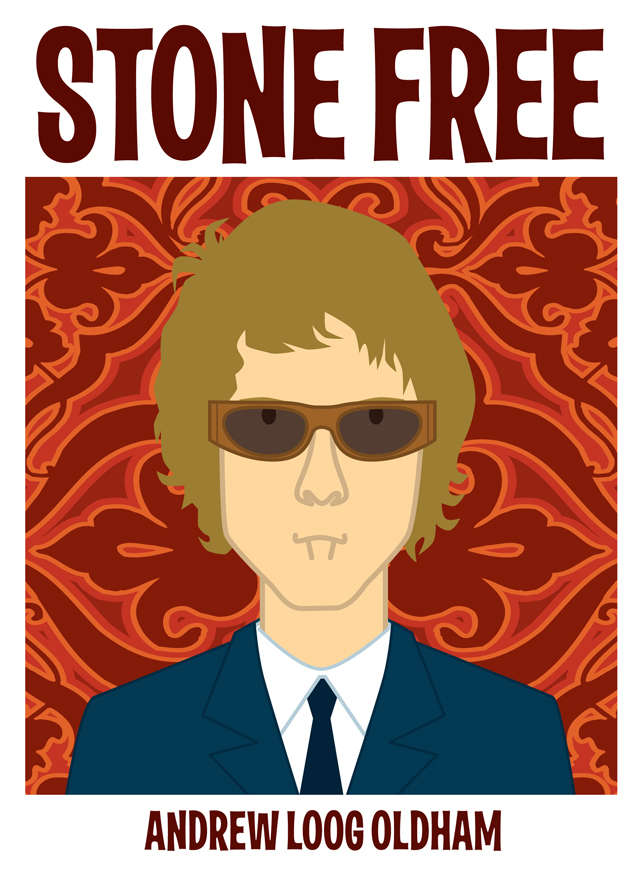 STONE FREE COVER