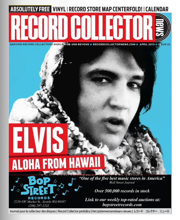 Record Collector News April-May 2013