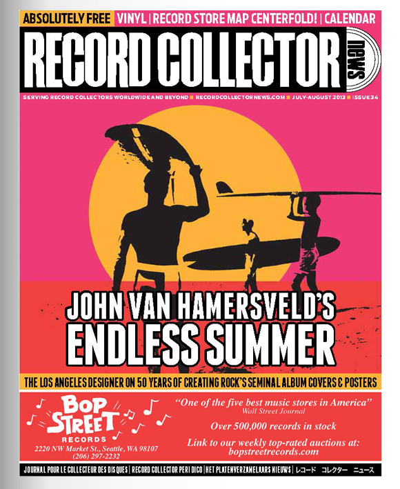 Record Collector News July-August 2013