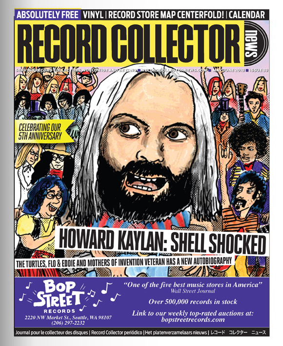 Record Collector News May-June 2013
