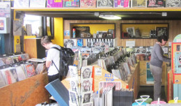 Pearl Jam Record Shopping