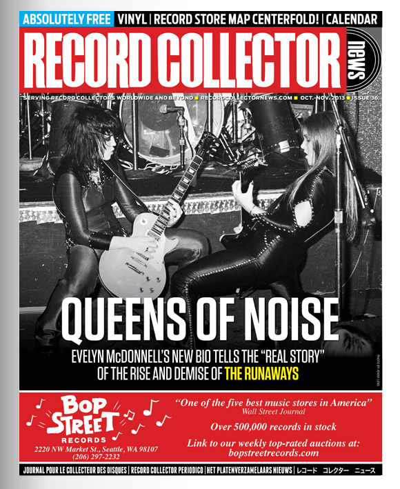 Record Collector News October-November 2013