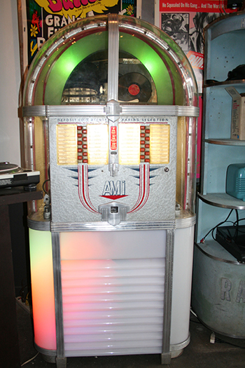 Jukebox-Record-Parlour