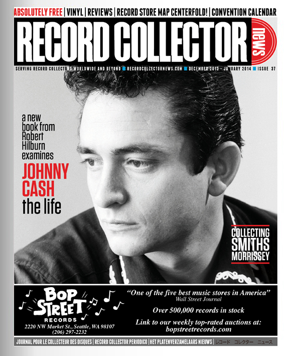 Record Collector News December 2013-January 2014