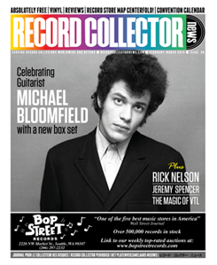 Record Collector News February March 2014