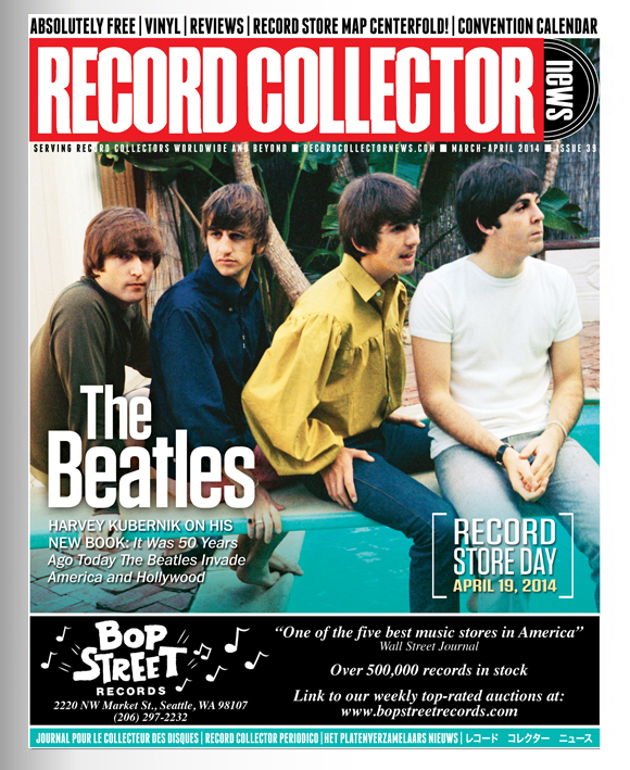 Record Collector News March-April 2014