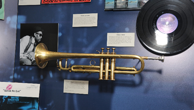 Blue Note Grammy museum