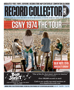 Record Collector News July August 2014