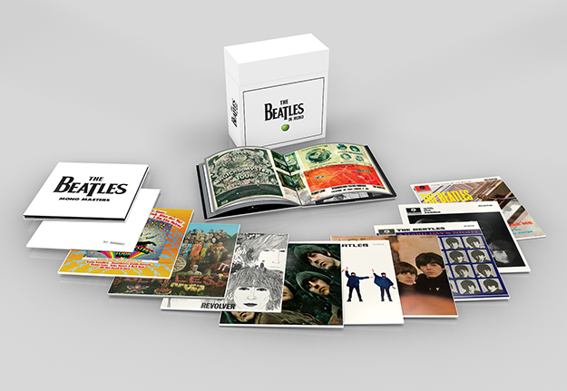 Beatles Mono On Vinyl Packshot