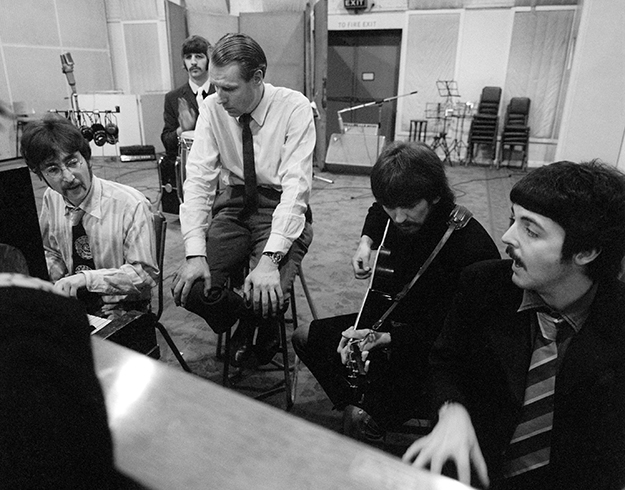 beatles-studio