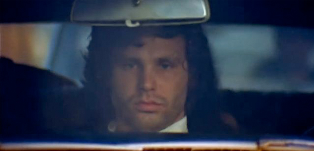 A never-before-released documentary film about the Doors, produced