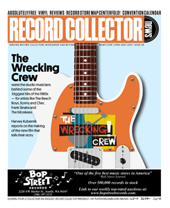 Record Collector News April/May 2015