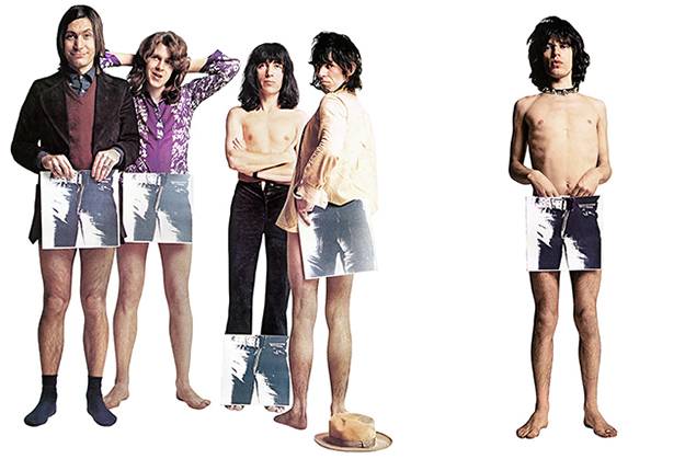 Sticky Fingers Band Press Shot