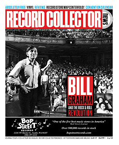 Record Collector News July/August 2015