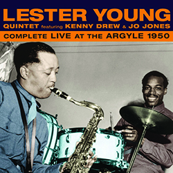 Lester Young-album