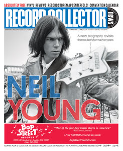Record Collector News July-August 2016
