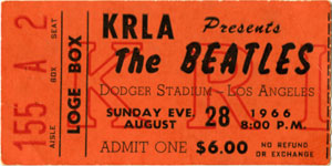 ticket-stub-TheBeatlesDodgerStadium-Aug28_1966