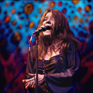 Janis Joplin in 1969. Photo by Elliot Landy.