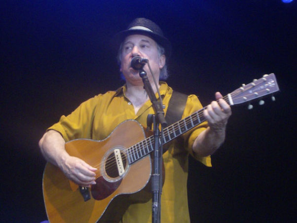 Paul Simon, Mainz, Germany, July 25, 2008