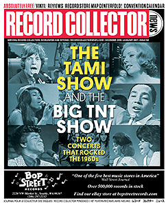 Record Collector News Dec. 2016-Jan. 2017