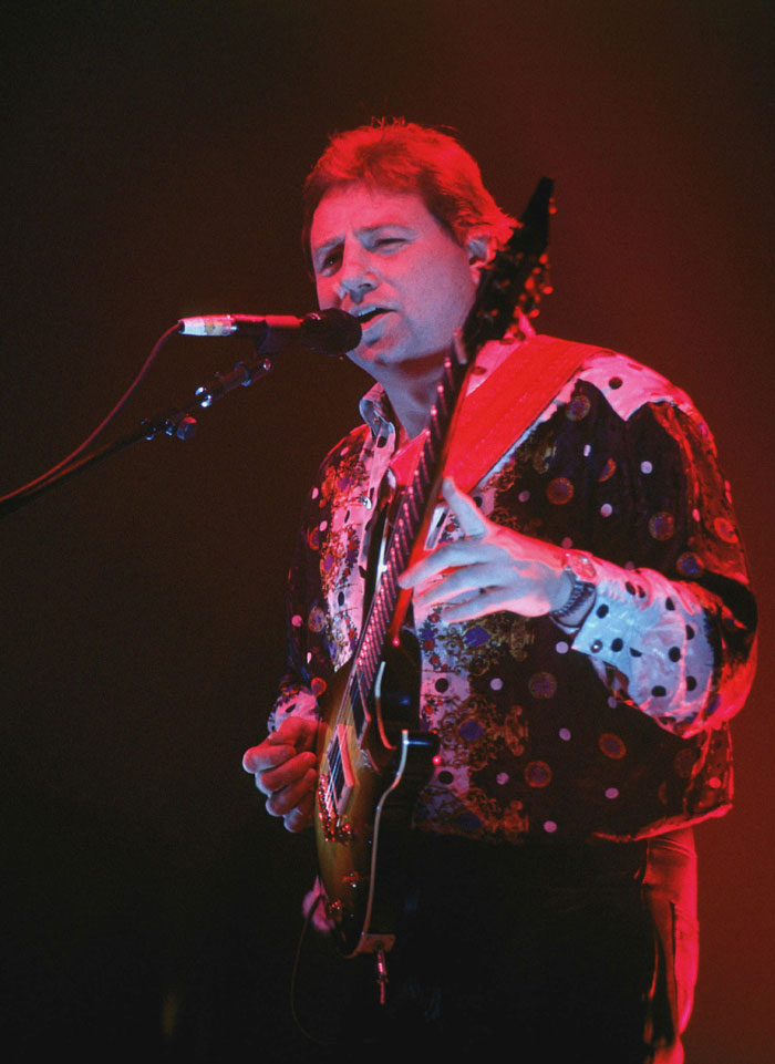 Greg Lake, 1992. PHOTO: Gorupdebesanez
