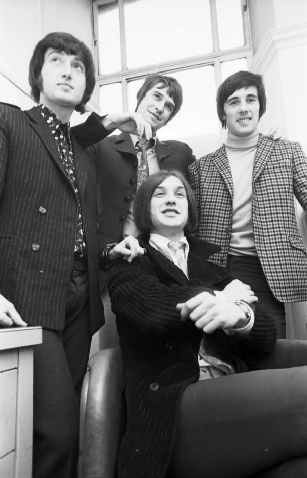 KINKS PHOTOS COURTESY OF THE MARK HAYWARD ARCHIVE