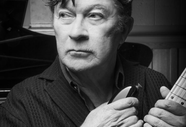 Robbie Robertson by David Jordan Williams