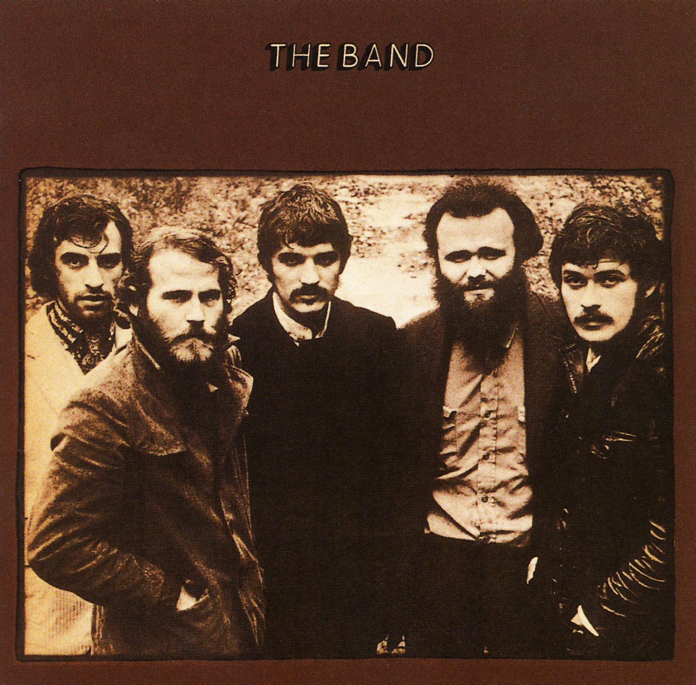 The Band - The Band - cover art