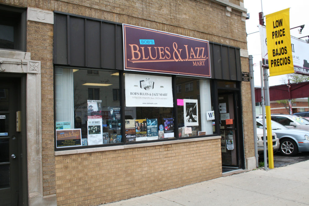 BOB'S BLUES & JAZZ MART