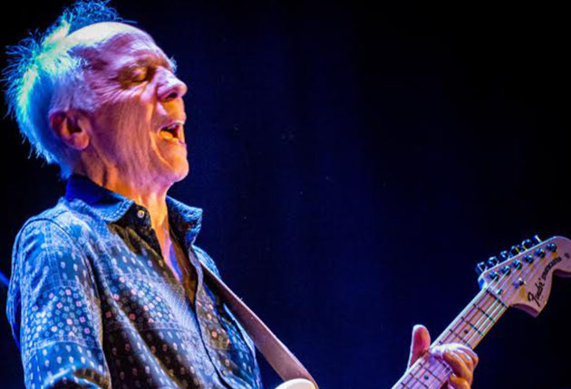 Robin Trower will return to the U.S. stage for a six-week tour in 2017. The shows will feature Trower's favourite line-up, with Richard Watts (bass and vocals) and Chris Taggart (drums)