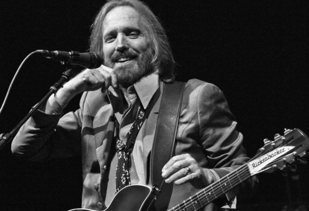 Tom Petty, 2013 WIKIMEDIA COMMONS: Photo by Larry Philpot