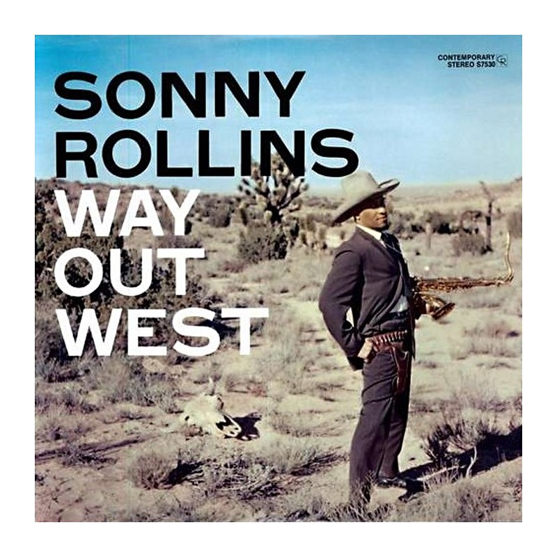 sonny rollins goes way out west record collector news. Black Bedroom Furniture Sets. Home Design Ideas