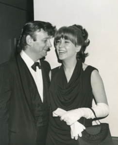 Bert Berns and Ilene Berns
