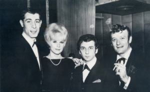 L–R, Jeff Barry, Ellie Greenwich, Phil Spector and Bert Berns