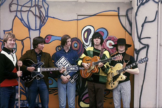 Buffalo Springfield. Photo: Henry Diltz