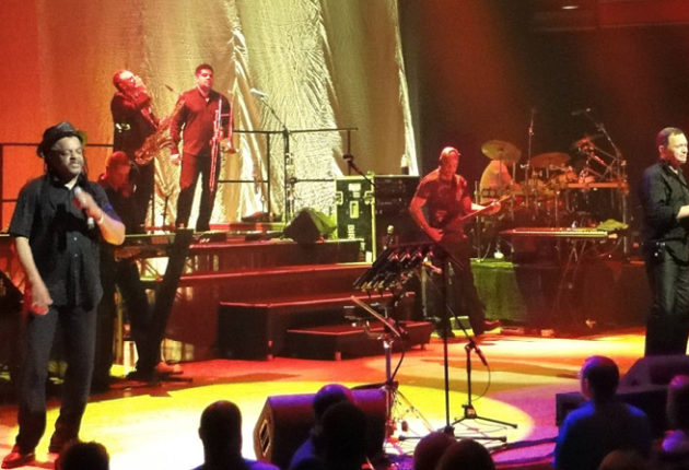 British reggae group UB40 at the Birmingham Symphony Hall, 2010 EGGHEAD06/WIKIMEDIA COMMONS