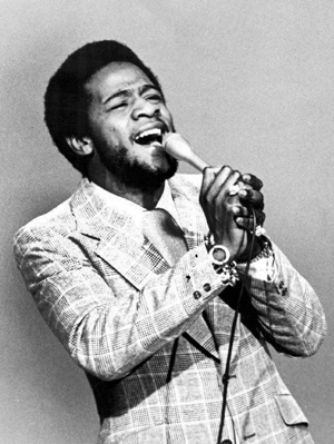 Al Green on The Mike Douglas Show, 1973. Photo: WIKIMEDIA COMMONS