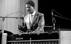 Bobby Hutcherson performing at the Berkeley (CA) Jazz Festival in 1982. Brian McMillen/WIKIMEDIA COMMONS