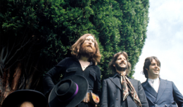 The Beatles, Tittenhurst Park, 22nd August 1969. © Apple Corps Ltd.