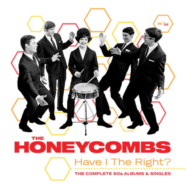 HONEYCOMBS-front