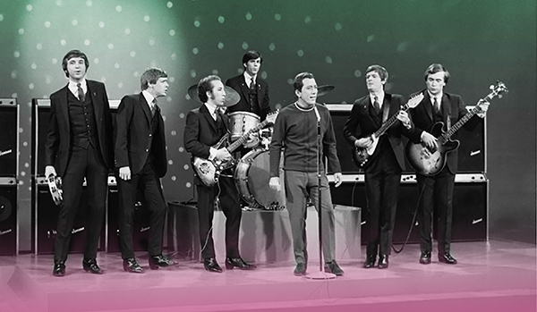 The Association performs on The Andy Williams Show