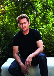 Alex Winter, director of ZAPPA, a Magnolia Pictures release. Copyright Philip Cheung. Photo Courtesy Of Magnolia Pictures